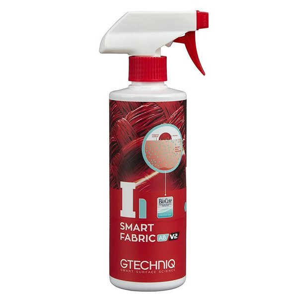 Gtechniq I1 Smart Fabric V2 500 Ml PROMO de $1495